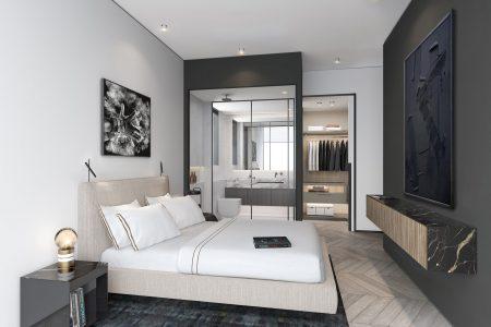 Căn hộ Empire City 4 phòng ngủ