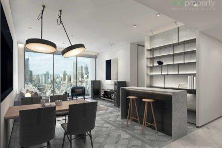 Mẫu thiết kế căn hộ Empire City Q2