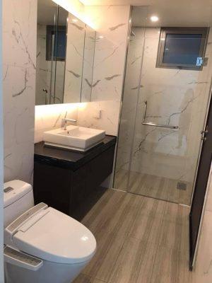 Nhà vệ sinh Empire City 1 phòng ngủ