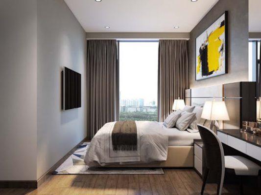 Phòng ngủ Empire City